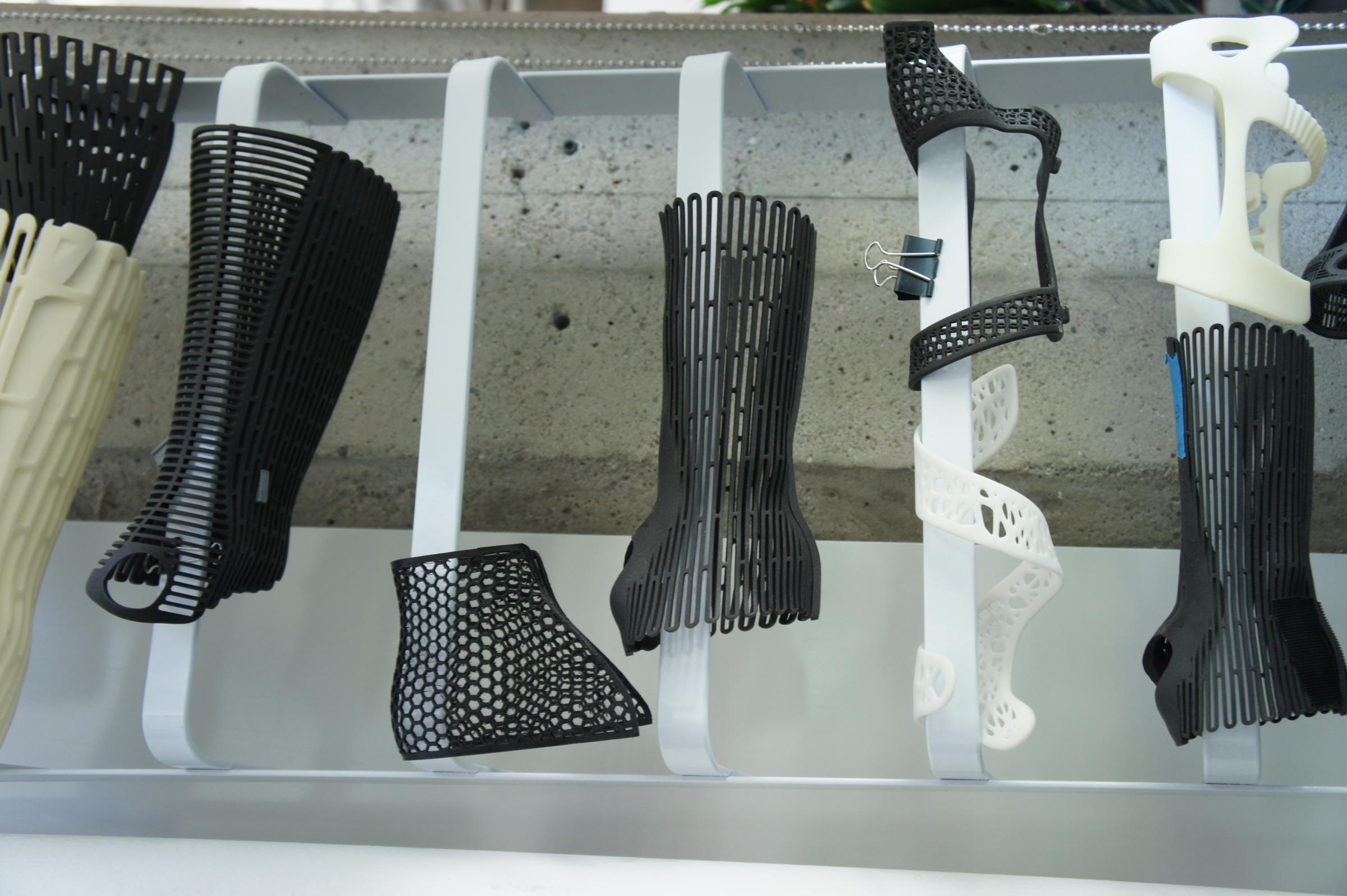 Caption: A selection of different types of Bespoke fairing designs., Credit: Angela Johnston