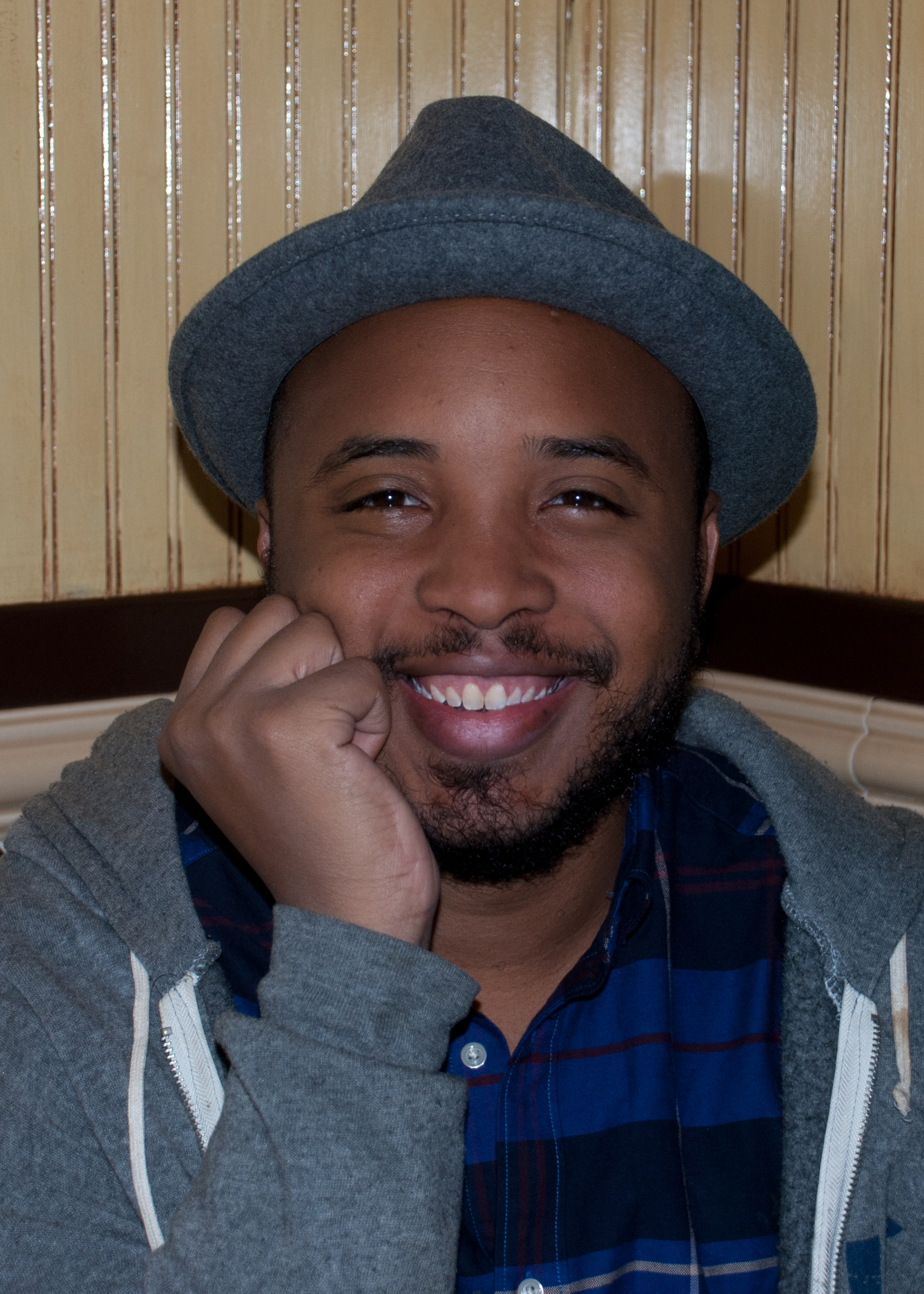 Caption: Justin Simien, San Francisco, CA 10/17/14, Credit: Andrea Chase