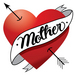 Caption: MOTHER: A PODCAST, Credit: Logo created by Justin Schnarr (justinschnarr.com/).