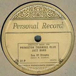 Caption: Triangle Club 78 record