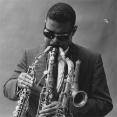 Caption: Rahssan Roland Kirk