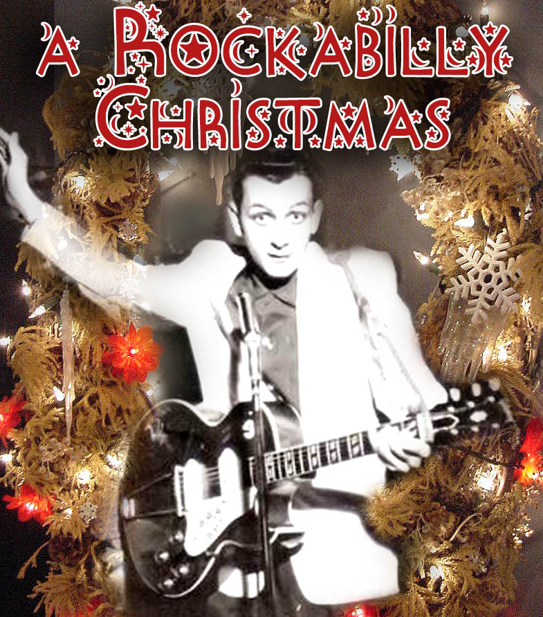 Caption: A Rockabilly Christmas, Credit: Lorie Kellogg