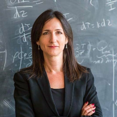 Caption: MIT Astrophysicist and Planetary Scientist Sara Seager, Credit: Sara Seager/MIT