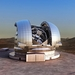 Caption: Artist's conception of the completed European Extremely Large Telescope, Credit: ESO