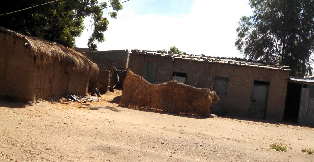 Caption: Deserted school in Amchidé, Cameroon, Credit: Ngala Killian Chimtom