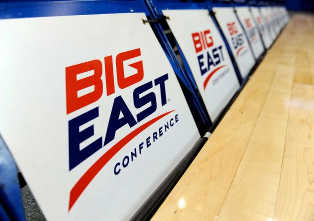 Caption: Big East Off The Court Broadcast Series