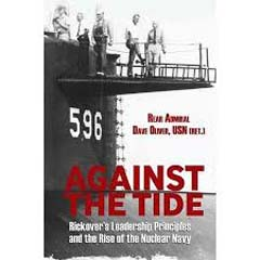 Caption: Against the Tide, Credit: Naval Academy Press