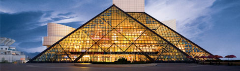 Caption: The Rock and Roll Hall of Fame's 30th induction ceremony is being held in Cleveland this year, and 'The Record Changers' have a look at the inductees, plus rock trivia., Credit: Rock and Roll Hall of Fame and Museum