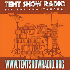 Caption: Tent Show Radio