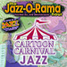 Caption: Cartoon Carnival Jazz, Credit: Lorie Kellogg - Waterlogg Design
