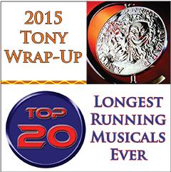 Caption: Tony Wrap-Up/Longest Running Musicals Ever