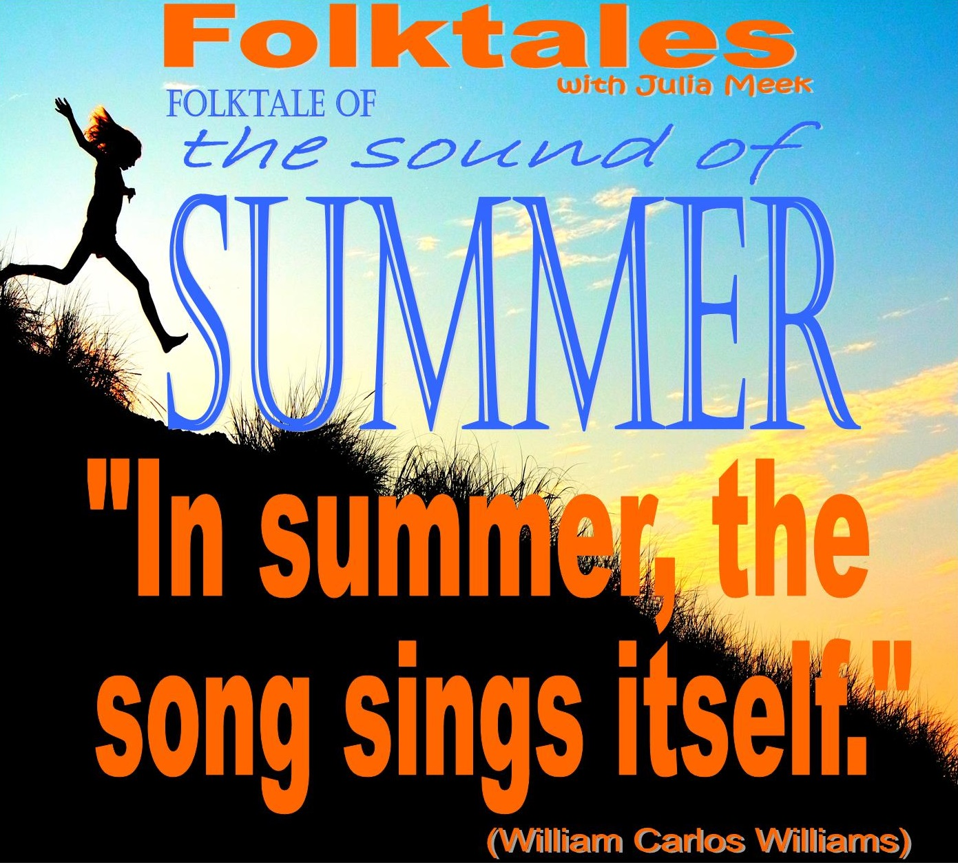Caption: WBOI'S Folktale of the Sound of Summer, Credit: Julia Meek