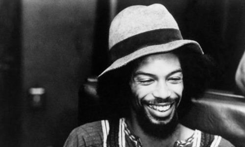Caption: Gil Scott-Heron