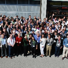 Caption: Some of the attendees at the 2015 Planetary Defense Conference in Frascati, Italy., Credit: ESA CC BY-SA IGO 3.0