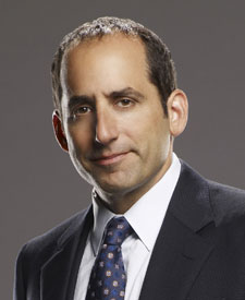 Caption: Peter Jacobson