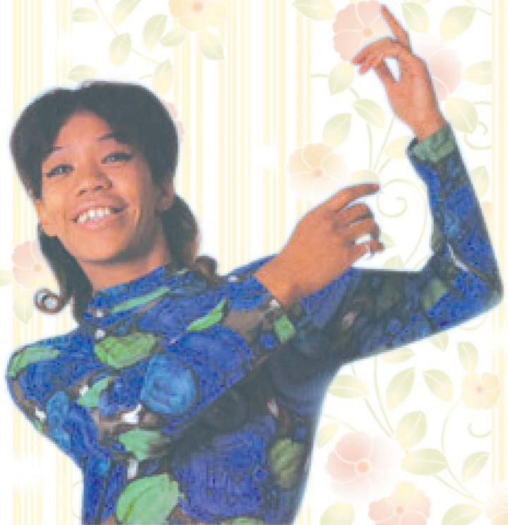 Caption: Sugar Pie DeSanto