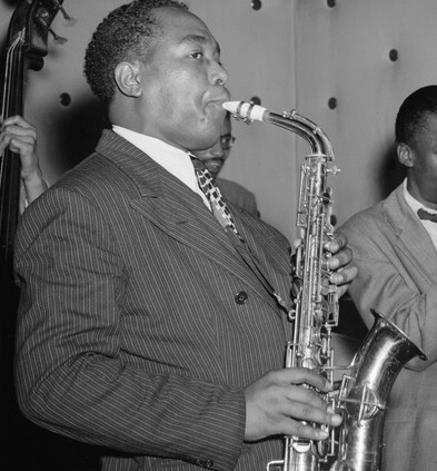 Caption: Charlie Parker