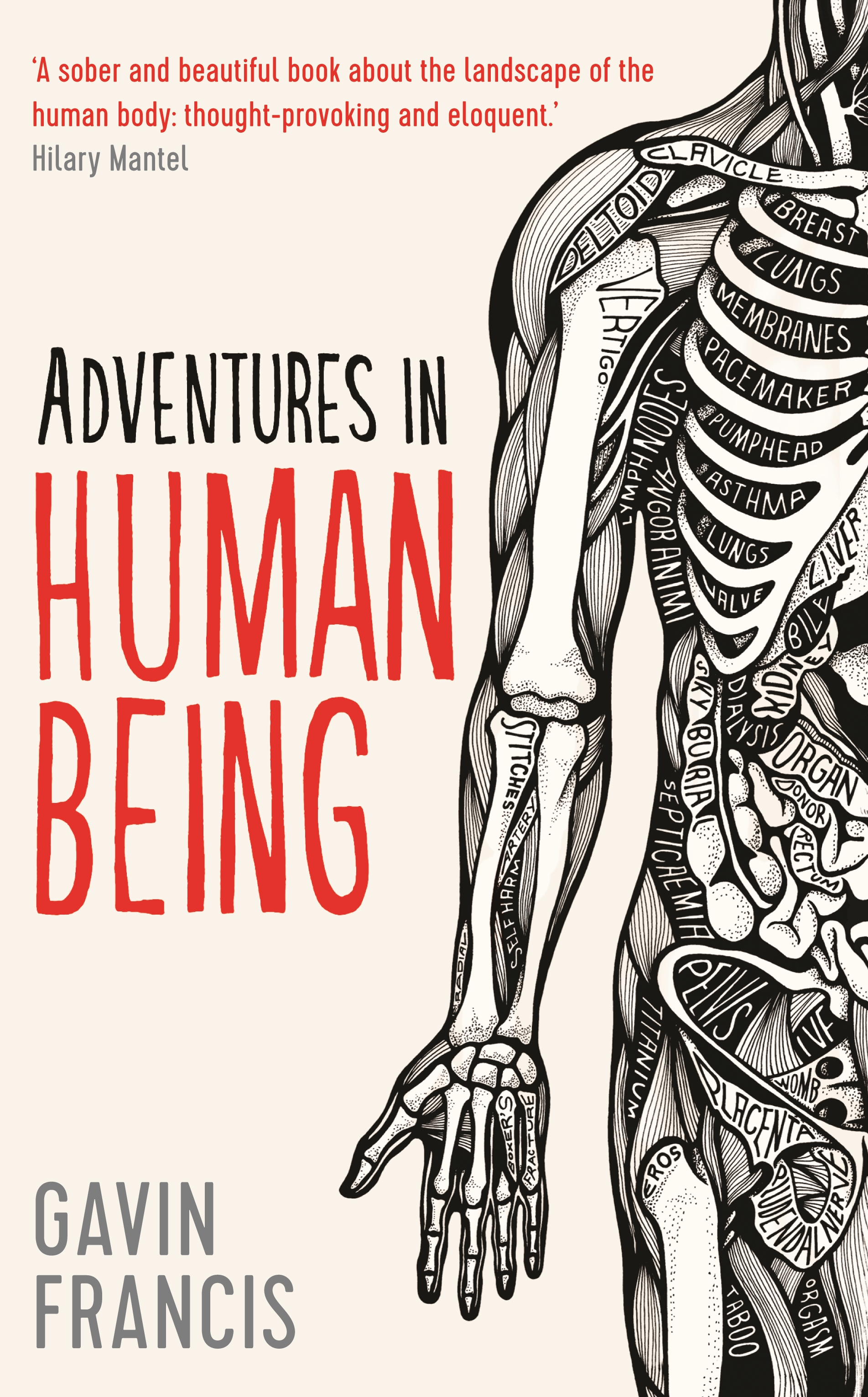 Prx Piece Ideas Books Gavin Francis Adventures In Human Being