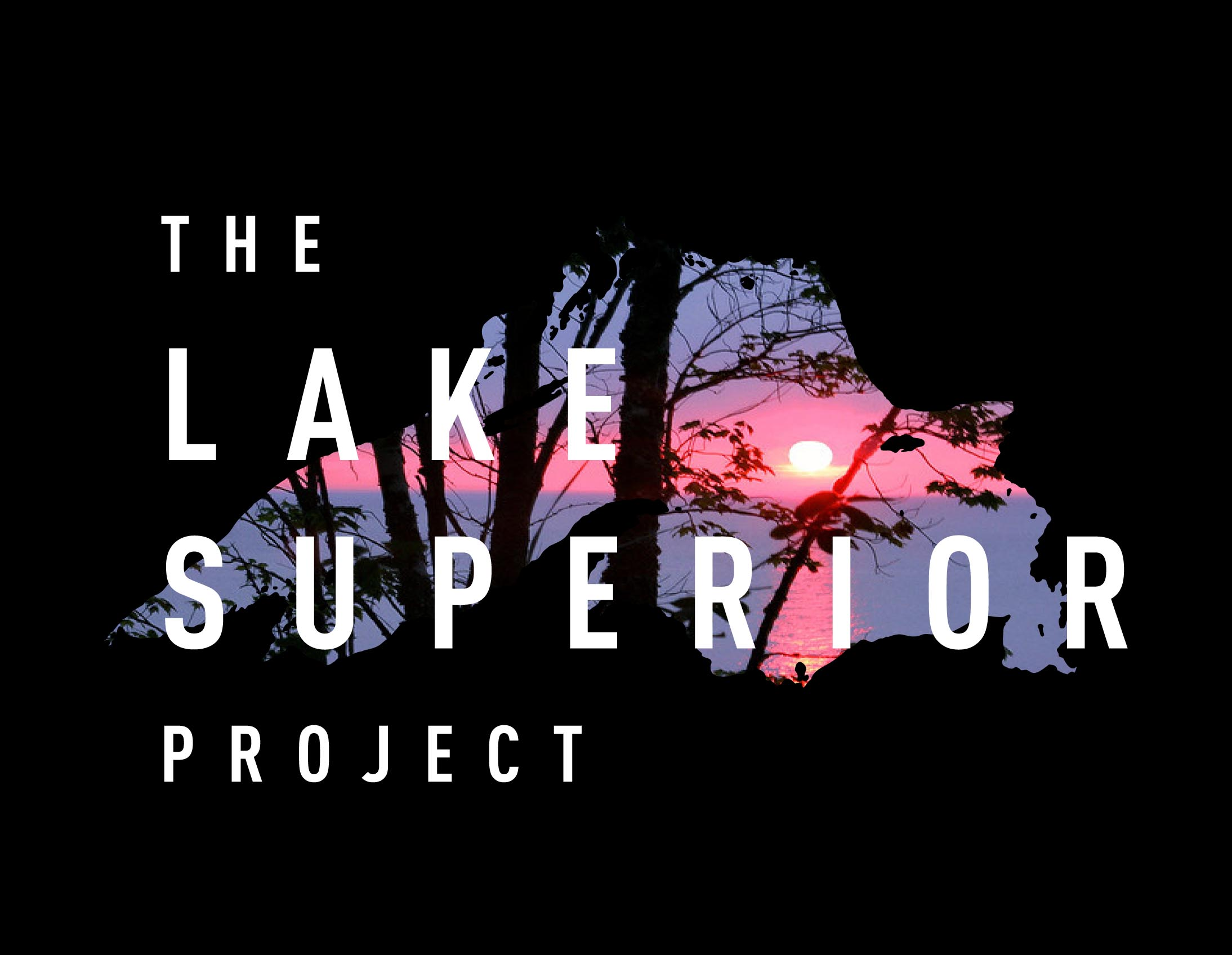 Caption: The Lake Superior Project, Credit: Logo by Lauryl Loberg