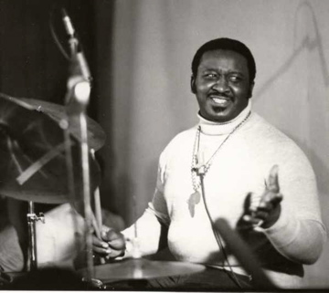 Caption: Bernard Purdie