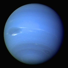 Caption: Ice Giant Neptune, Credit: NASA