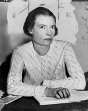 Caption: Dorothy Day, 1934, Credit: New York World-Telegram & Sun Collection