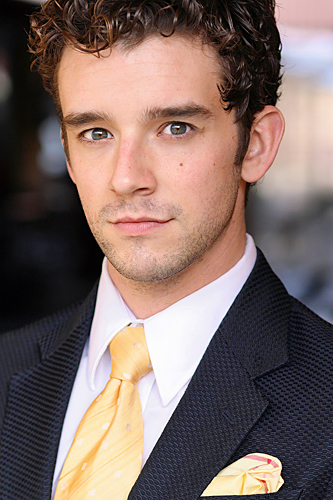 Caption: Michael Urie