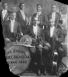 Caption: The Original Creole Orchestra