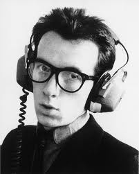 Caption: Elvis Costello