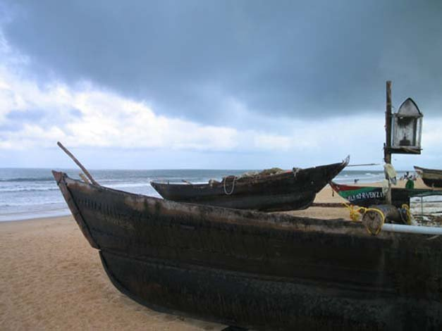 Caption: Goa beach scene, Credit: Courtesy of Goa Tourism