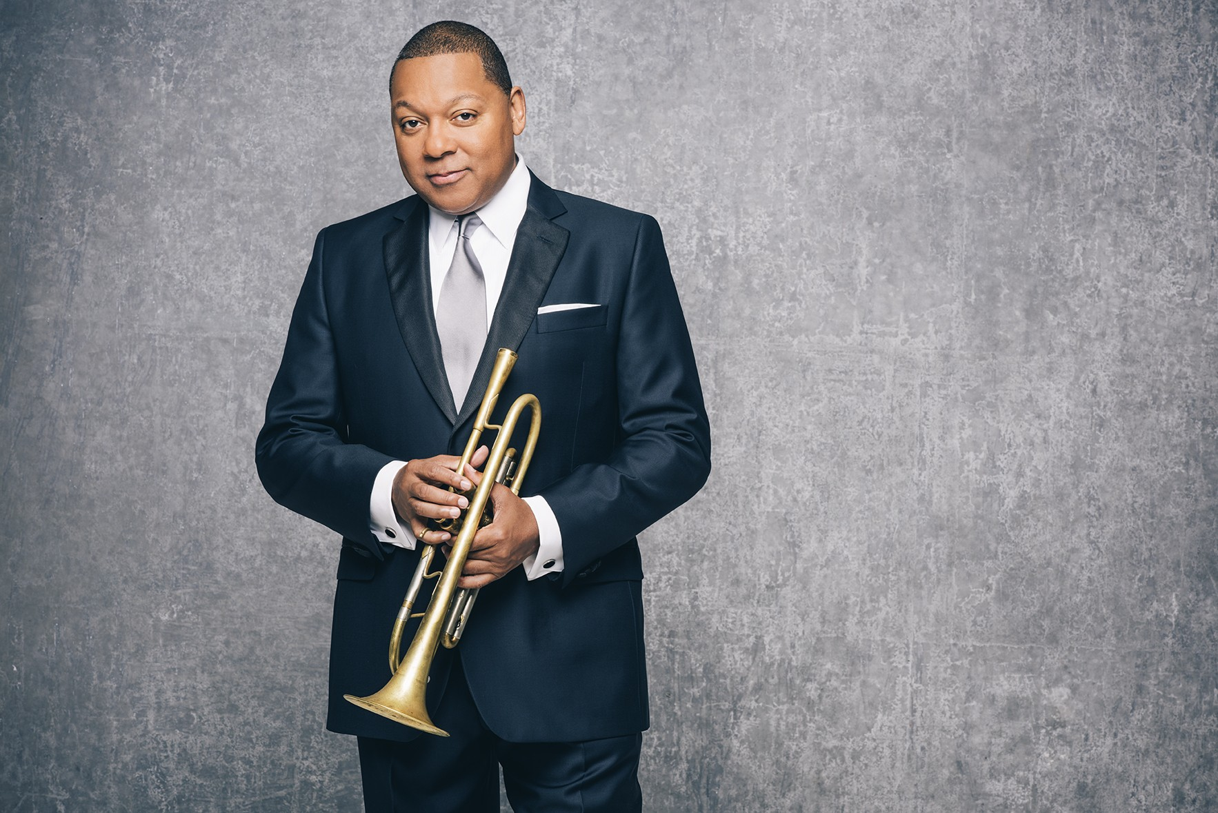 Caption: Wynton Marsalis