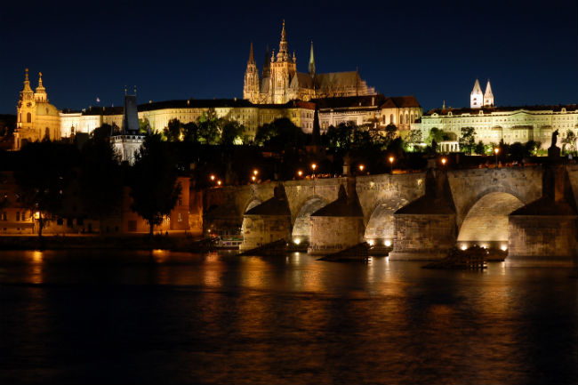 Caption: Prague, a UNESCO site and capital of the Czech Republic. , Credit: Courtesy of Czech Tourism