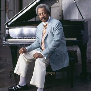 Caption: Allen Toussaint