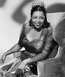 Caption: Ethel Waters