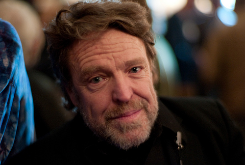 Caption: John Perry Barlow