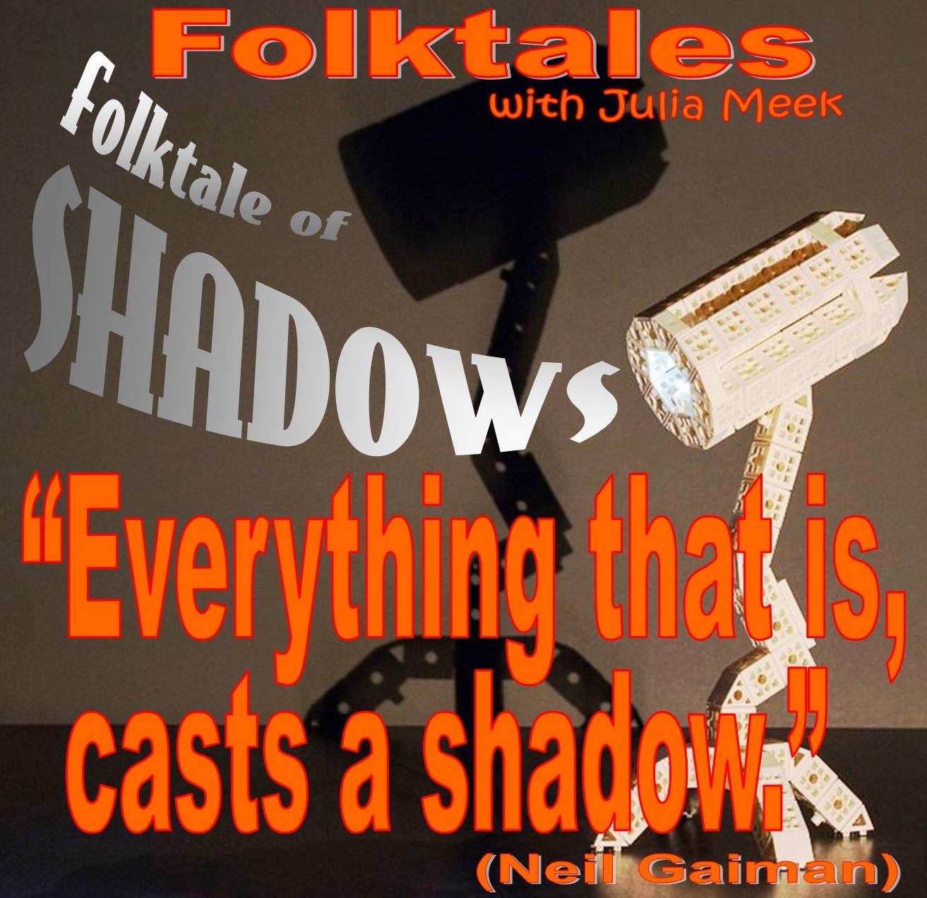 Caption: WBOI's Folktale of Shadows, Credit: Julia Meek