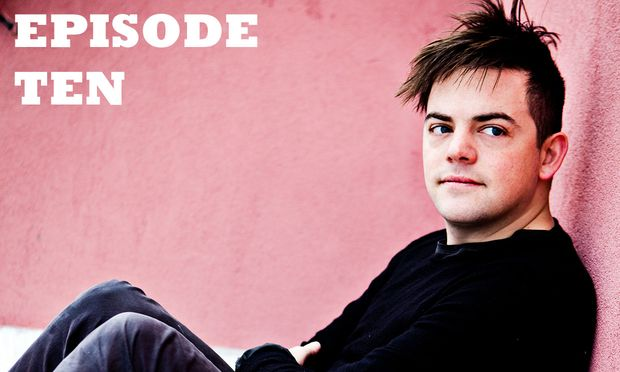 Caption: Nico Muhly, Credit: Matthew Murphy
