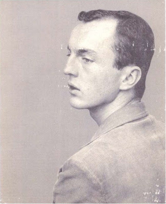 Caption: Frank O'Hara