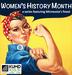 Caption: Women's History Month