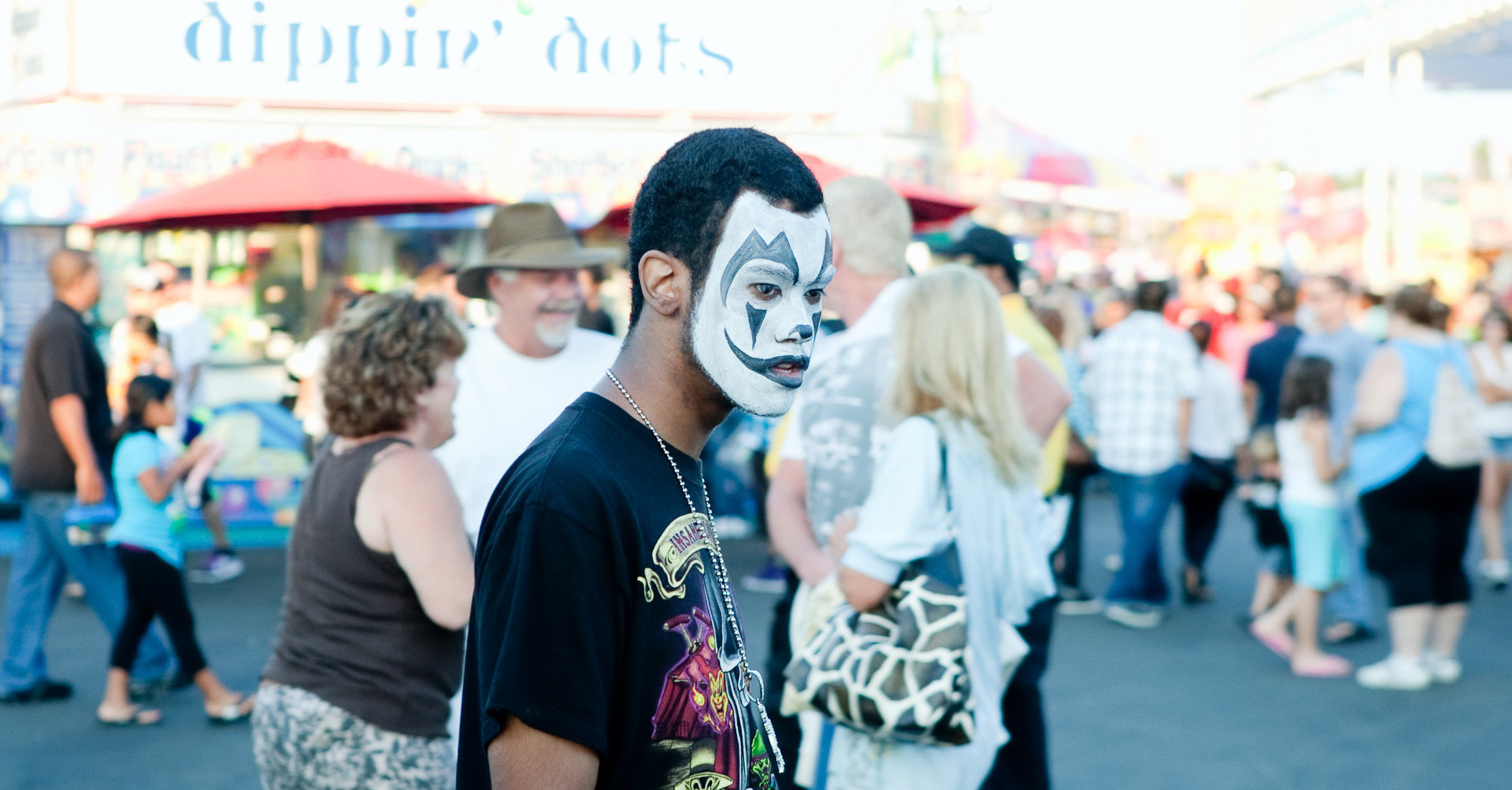 Caption: JUGGALO - COSTA MESA, Credit: Jared Eberhardt