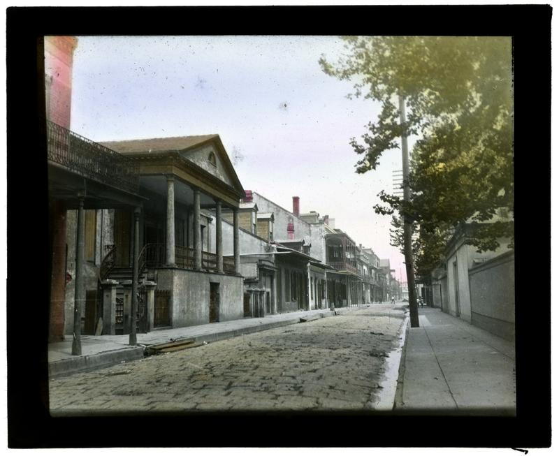 Caption: P. G. T. Beauregard House, Chartres St. 1981.290.32, Credit: THE HISTORIC NEW ORLEANS COLLECTION