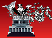 Caption: Debate: Should the U.S. eliminate corporate subsidies?, Credit: Intelligence Squared U.S.