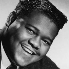 Caption: Fats Domino and Rock 'n' Roll