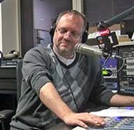 Caption: Jerry Mead-Lucero, Labor Express Radio