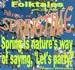 Caption: WBOI's Folkale of Springtime, Credit: Julia Meek