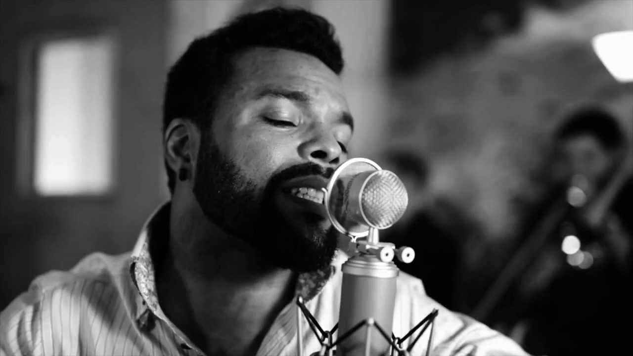 Caption: Myles Sanko