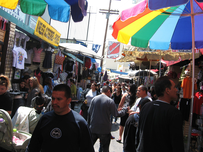 Caption: Santee Alley , Credit: Ana Gremard / Used Under CC/ flickr
