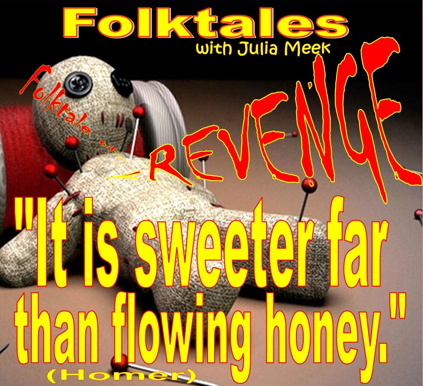 Caption: WBOI's Folkale of Revenge, Credit: Julia Meek