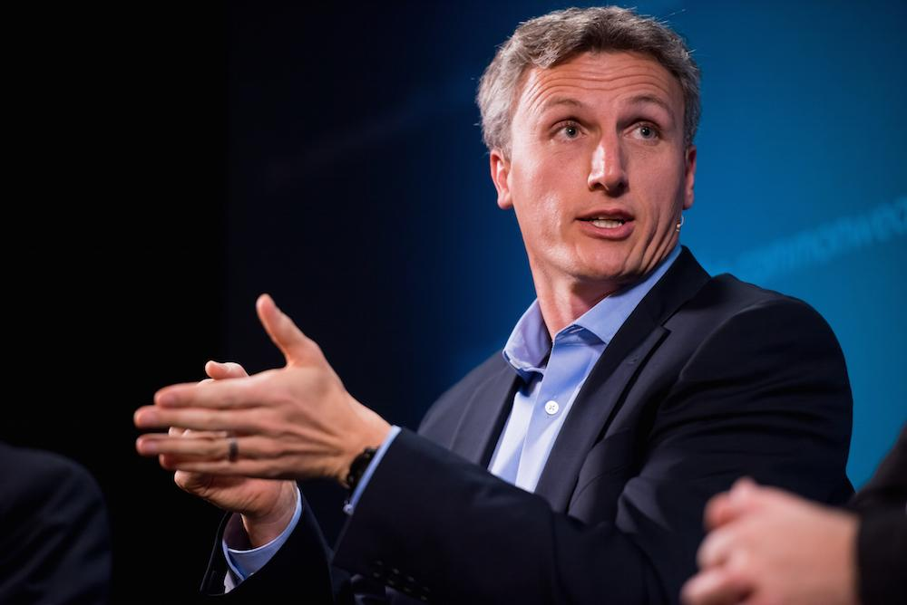 Caption: Lyndon Rive. Co-Founder and CEO of SolarCity, Credit: Ed Ritger