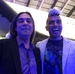 Caption: 2)	JPL's Bob Pappalardo and Bobak Ferdowsi at Yuri's Night, Credit: Mat Kaplan